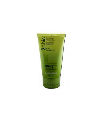 Giovanni - Ultra-Moist Shampoo 2Chic - Avocado and Olive Oil 44ml