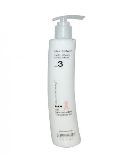 Giovanni - Replenishing Body Lotion Step 3 - D:tox System