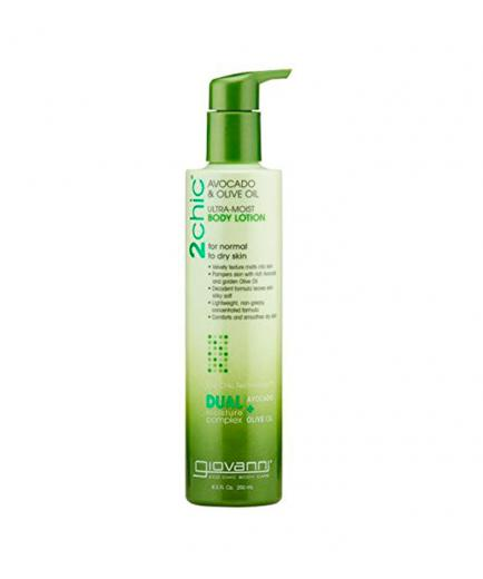 Giovanni - Ultra-Moist Body Lotion 2Chic - Avocado and Olive Oil