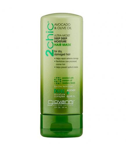 Giovanni - Ultra-Moist Deep Moisture Hair Mask 2Chic - Avocado and Olive Oil