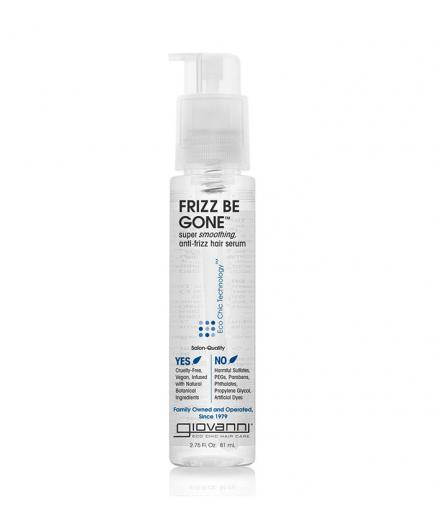 Giovanni - Anti-Frizz Hair Serum - Frizz Be Gone Super Smoothing