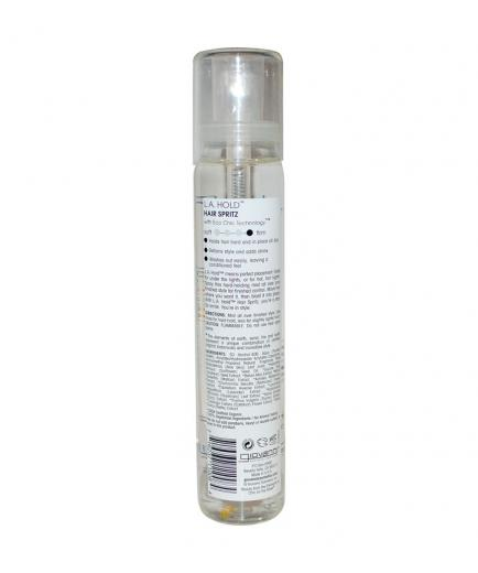 Giovanni - Hold Hair Spritz, Maximum Hold - L.A. Hold