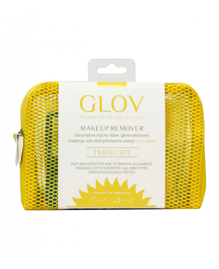GLOV - Set de Viaje Innovation - Amarillo