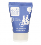 Go & Home - Pasta de dientes sin flúor Herbal Menta 30ml