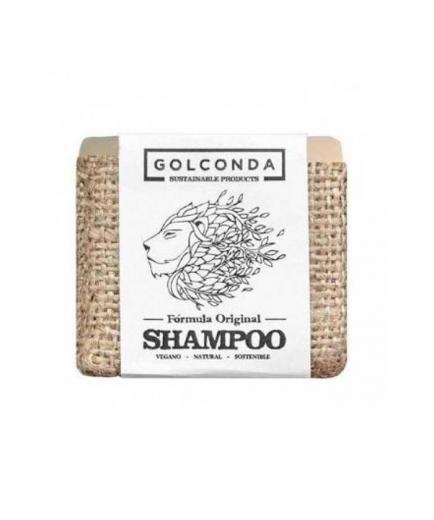 Golconda - Solid vegan shampoo - Original
