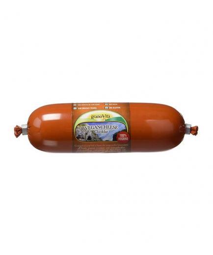Granovita - Gluten-free vegan cheese Vegancheese 200g - Cheddar