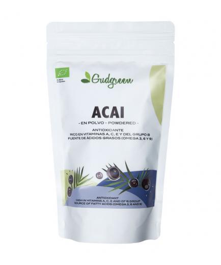Gudgreen - Organic acai berries powder