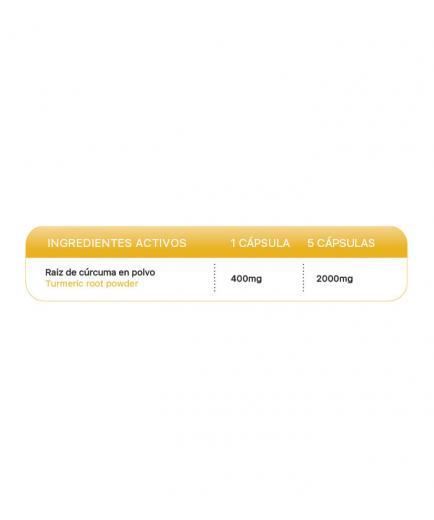 Gudgreen - Capsules - Bio turmeric