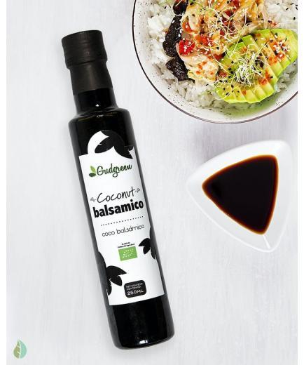Gudgreen - Balsamic coconut