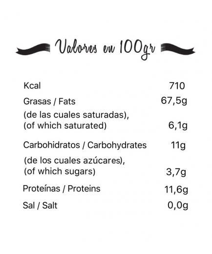 Gudgreen - 100% natural hazelnut cream