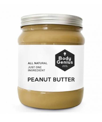 My Body Genius - Crunchy peanut butter - 1000g