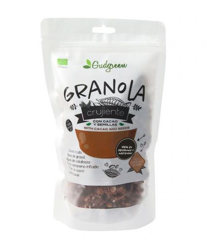 Gudgreen - Granola with Cacao and Seeds