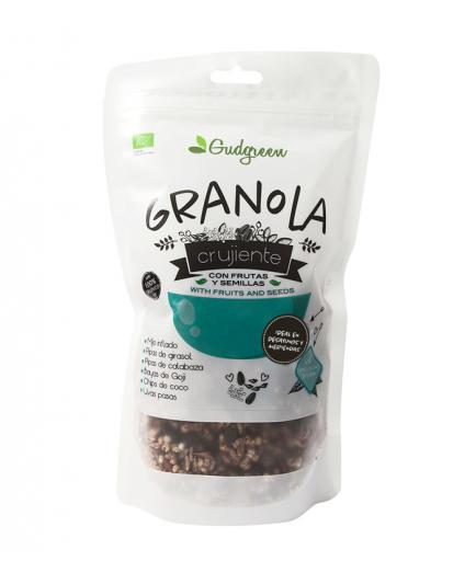 Gudgreen - Granola with fruit and seeds