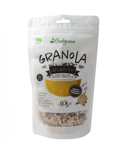Gudgreen - Granola with nuts and seeds