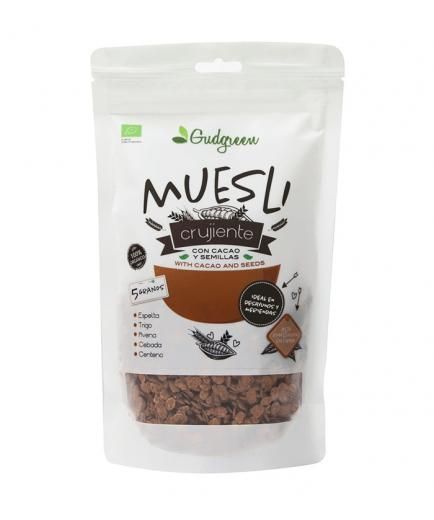 Gudgreen - Muesli with cocoa and seeds