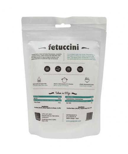 Gudgreen - Konjac Pasta - Fetuccini