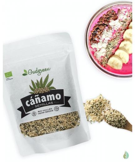 Gudgreen - Organic Hemp Seed