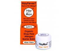 HayMax - Balm against allergens - Aloe Vera