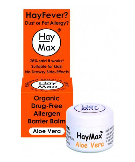 HayMax - Balm against allergens - Aloe Vera