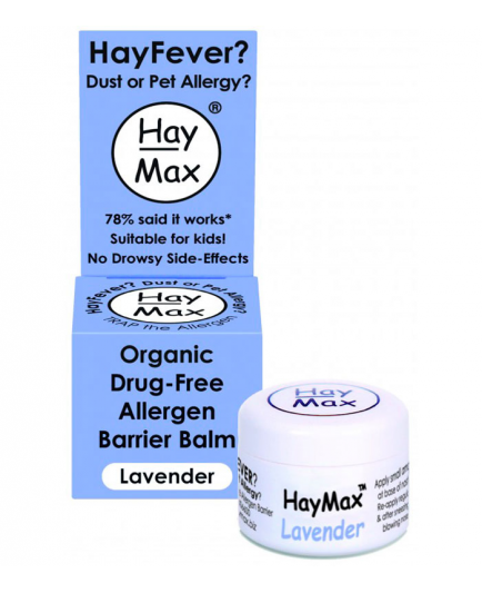 HayMax - Balm against allergens - Lavender