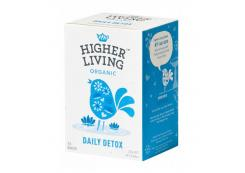 Higher Living - Infusion Daily Detox - 15 sachets