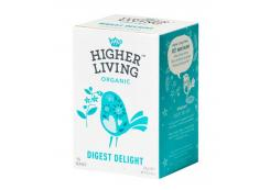 Higher Living - Digestive infusion - 15 sachets