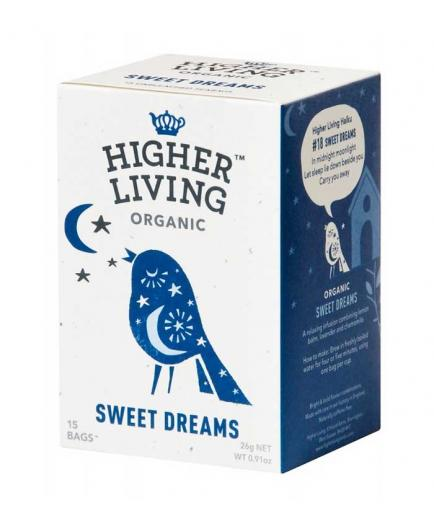 Higher Living - Infusion Sweet Dreams - 15 sachets