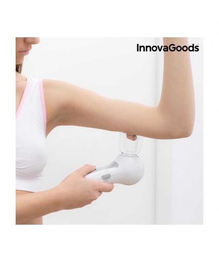 InnovaGoods - Vacuum therapy anti-cellulite device Vacuum Device Pro