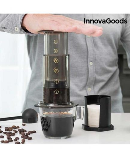 Innovagoods - Manual pressure coffee maker