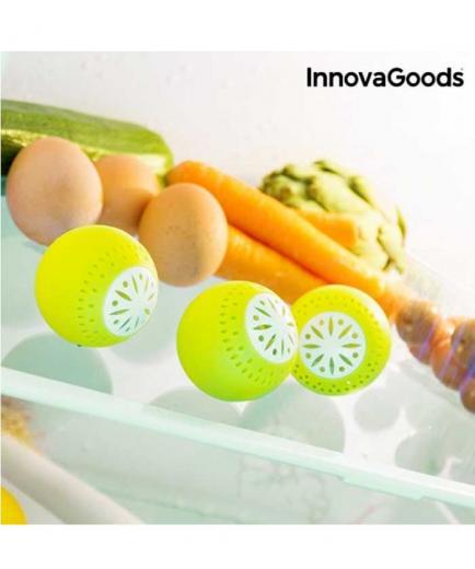 Innovagoods - InnovaGoods Fridge Ecoballs (pack of 3)