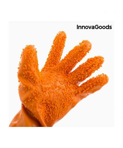Innovagoods - Gloves for washing fruits and vegetables