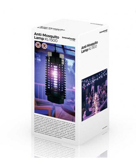InnovaGoods - KL-1500 4W anti-mosquito lamp