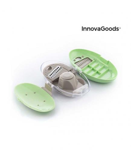 Innovagoods - Choppie 5-in-1 Mandolin-Grater