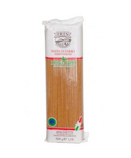 Iris - Semi-integral spelled spaghetti bio