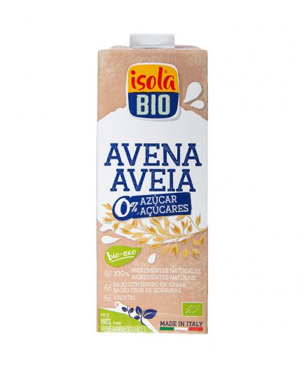 Isola Bio - Organic oat drink without sugar 1L