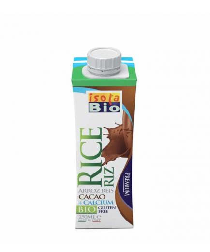 Isola Bio - Rice drink with cocoa and calcium