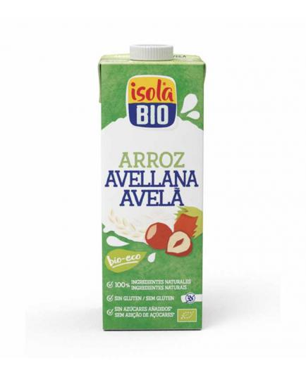 Isola Bio - Organic rice and hazelnut drink