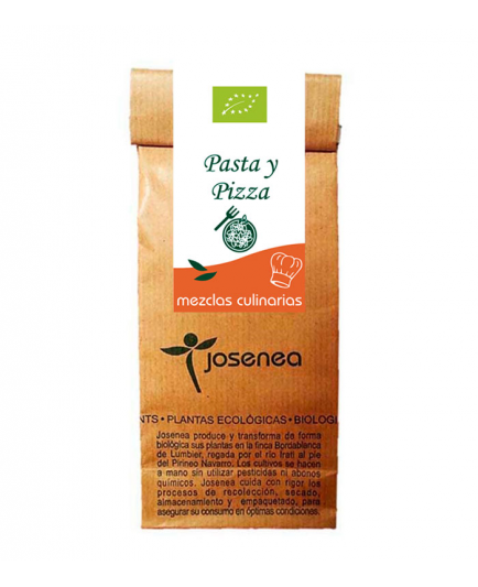 Josenea - Mix of ecological herbs - Pasta and pizza