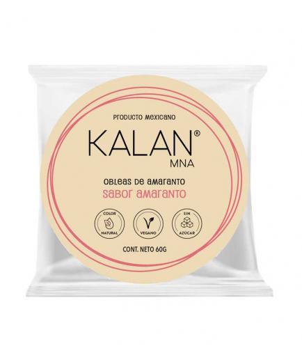 Kalan - Amaranth Wafers 60g - Amaranth