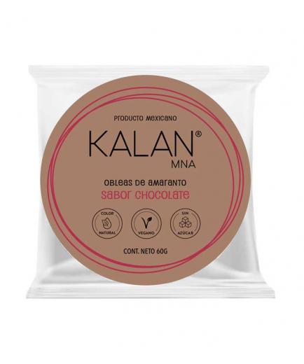 Kalan - Amaranth Wafers 60g - Chocolate