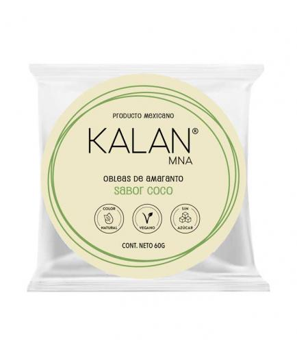 Kalan - Amaranth Wafers 60g - Coconut