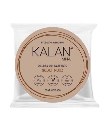 Kalan - Amaranth Wafers 60g - Walnut