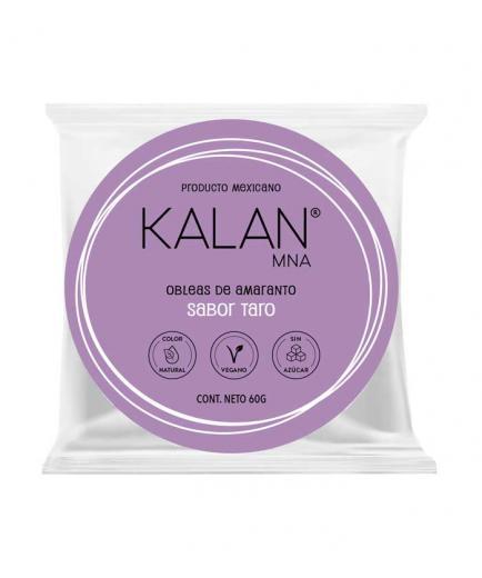 Kalan - Amaranth Wafers 60g - Taro