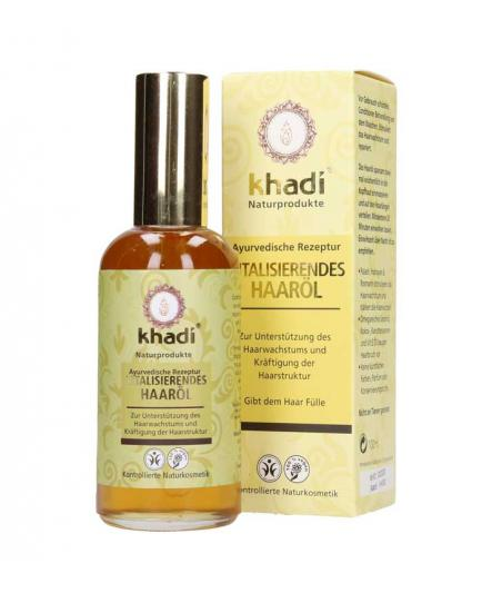 Khadi - Vitalising Hair Oil