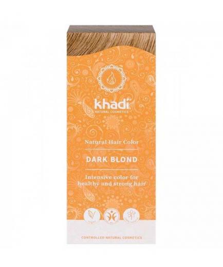 Khadi - Vegetable hair dye - Dark Blonde
