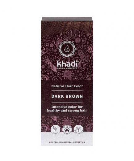 Khadi - Vegetable hair dye - Dark Brown