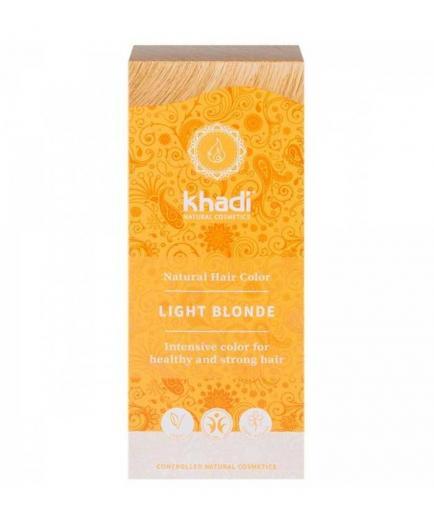 Khadi - Vegetable hair dye - Light Blonde