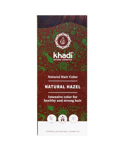 Khadi - Vegetable hair dye - Natural Hazel