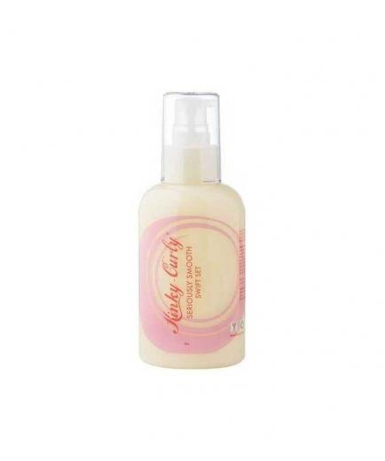 Kinky Curly - Gentle hold lotion Curly Seriously Smooth Swift Set