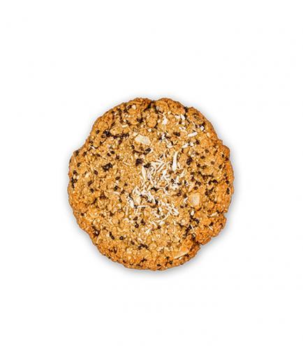 Kookie Cat -  Biscuit of chia and lemon